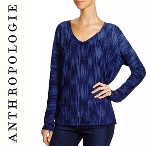 Anthropologie Cloth & Stone DolmanLong Sleeve Top